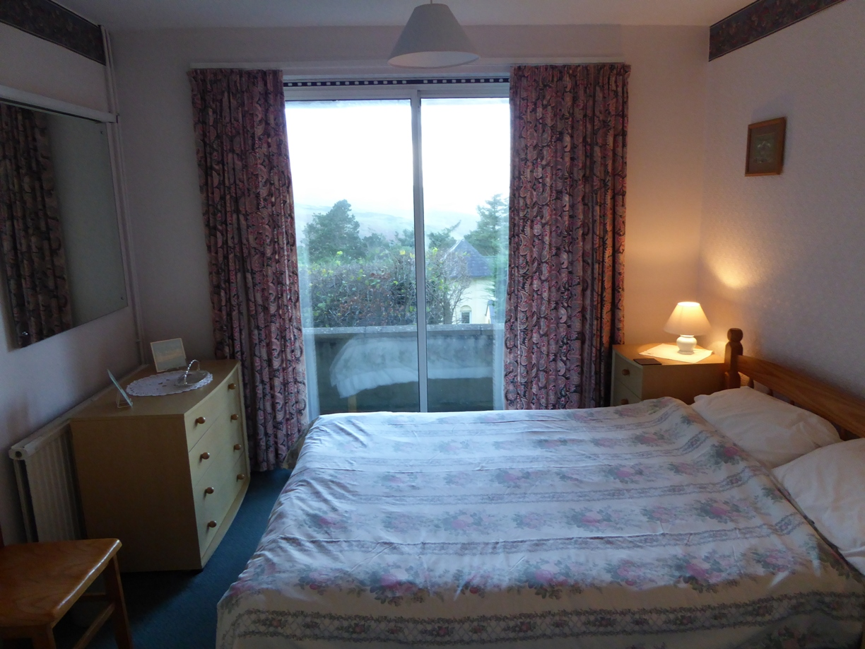 Conwy double bedroom